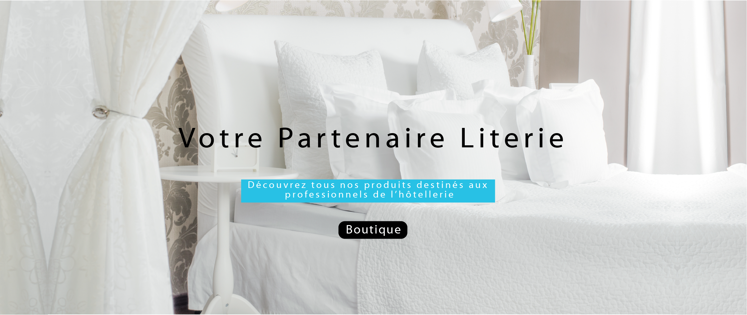 Notre Collection Literie